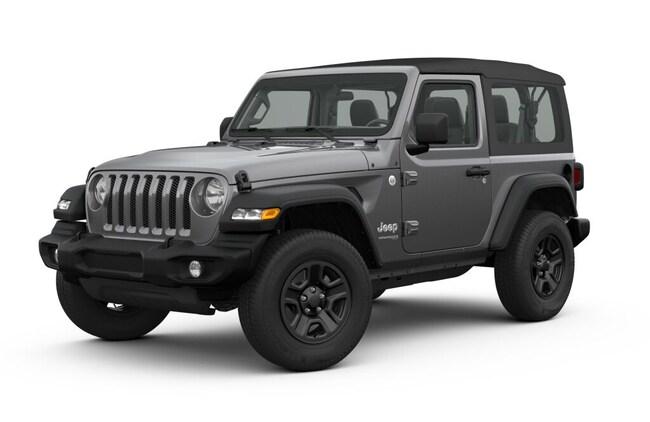New 2019 Jeep Wrangler SPORT 4X4 Sport Utility in Baton Rouge