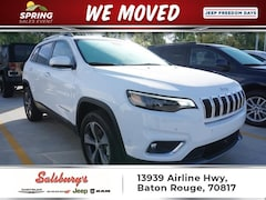 Used 2019 Jeep Cherokee Limited NAV SUV in Baton Rouge