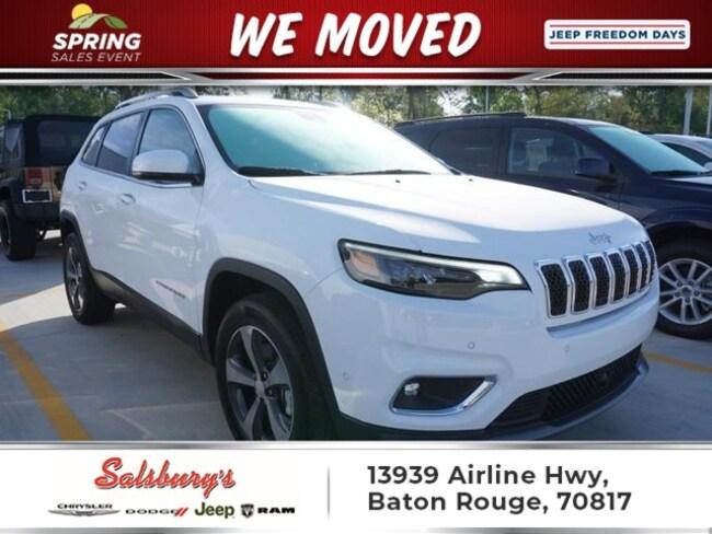 2019 Jeep Cherokee Limited NAV SUV