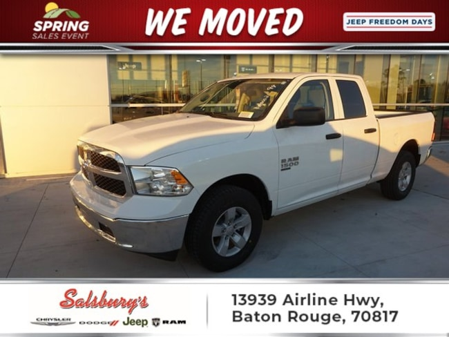 New 2019 Ram 1500 CLASSIC TRADESMAN QUAD CAB 4X2 6'4 BOX Quad Cab in Baton Rouge