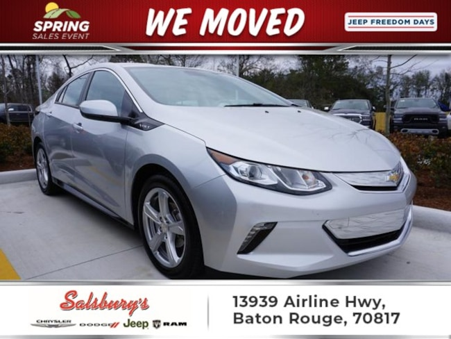 Used 2017 Chevrolet Volt LT Hatchback in Baton Rouge