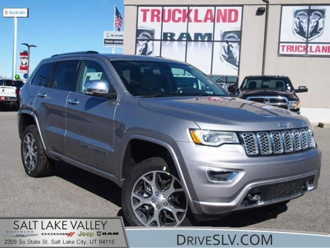 2019 Jeep Grand Cherokee Overland Sport Utility