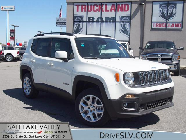 Good 2018 Jeep Renegade Latitude Sport Utility