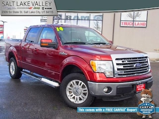 Used 2014 Ford F-150 4WD Supercrew 157 Lariat Truck Truck for sale in Salt Lake City