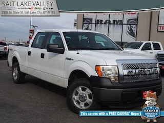 Used 2013 Ford F-150 4WD Supercrew 157 XL Truck Truck for sale in Salt Lake City