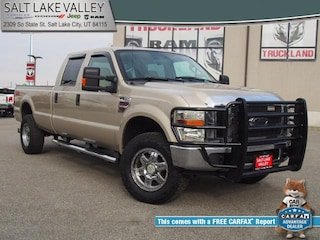 Used 2008 Ford Super Duty F-350 SRW 4WD Crew Cab 172 XLT Truck Truck for sale in Salt Lake City