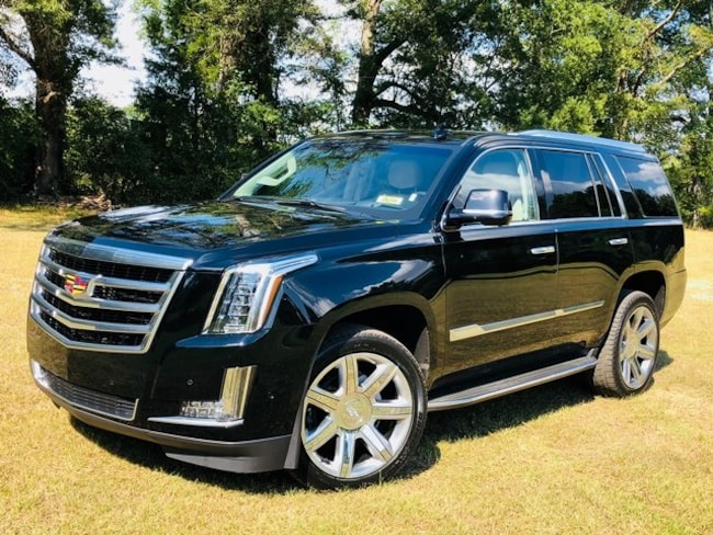DYNAMIC_PREF_LABEL_AUTO_USED_DETAILS_INVENTORY_DETAIL1_ALTATTRIBUTEBEFORE 2018 Cadillac Escalade Luxury SUV for sale near columbia sc