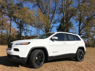 New Chrysler Dodge Jeep Ram models 2018 Jeep Cherokee LIMITED FWD Sport Utility 1C4PJLDB5JD533738 for sale in Saluda, SC