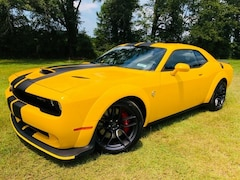 New 2018 Dodge Challenger SRT HELLCAT WIDEBODY Coupe for Sale in Saluda, SC