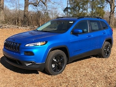 New 2018 Jeep Cherokee LIMITED FWD Sport Utility for Sale in Saluda, SC