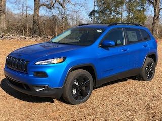 New Chrysler Dodge Jeep Ram models 2018 Jeep Cherokee LIMITED FWD Sport Utility 1C4PJLDX2JD605717 for sale in Saluda, SC