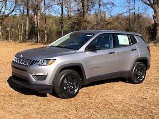 New Chrysler Dodge Jeep Ram models 2018 Jeep Compass SPORT 4X4 Sport Utility 3C4NJDAB4JT181005 for sale in Saluda, SC