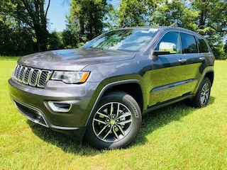 New Chrysler Dodge Jeep Ram models 2018 Jeep Grand Cherokee LIMITED 4X2 Sport Utility 1C4RJEBG7JC447422 for sale in Saluda, SC