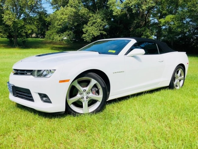 DYNAMIC_PREF_LABEL_AUTO_USED_DETAILS_INVENTORY_DETAIL1_ALTATTRIBUTEBEFORE 2015 Chevrolet Camaro SS Convertible for sale near columbia sc