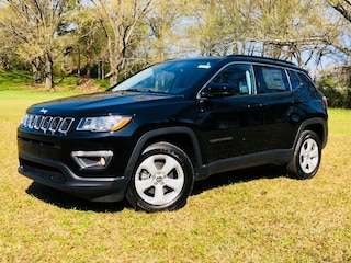 New Chrysler Dodge Jeep Ram models 2018 Jeep Compass LATITUDE FWD Sport Utility 3C4NJCBB9JT293193 for sale in Saluda, SC