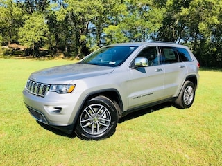 New Chrysler Dodge Jeep Ram models 2018 Jeep Grand Cherokee LIMITED 4X2 Sport Utility 1C4RJEBG1JC513737 for sale in Saluda, SC