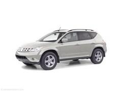 Used Vehicles for sale 2005 Nissan Murano SUV JN8AZ08T05W331503 in Saluda, SC
