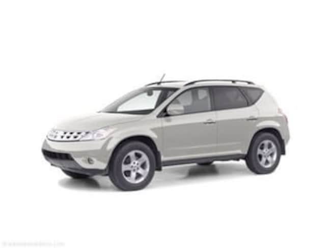DYNAMIC_PREF_LABEL_AUTO_USED_DETAILS_INVENTORY_DETAIL1_ALTATTRIBUTEBEFORE 2005 Nissan Murano SUV for sale near columbia sc