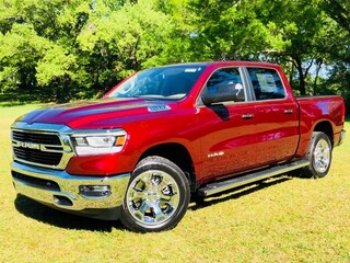 New Chrysler Dodge Jeep Ram models 2019 Ram 1500 BIG HORN / LONE STAR CREW CAB 4X4 5'7 BOX Crew Cab 1C6SRFFT6KN539030 for sale in Saluda, SC