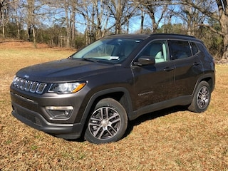 New Chrysler Dodge Jeep Ram models 2018 Jeep Compass LATITUDE FWD Sport Utility 3C4NJCBB5JT166134 for sale in Saluda, SC