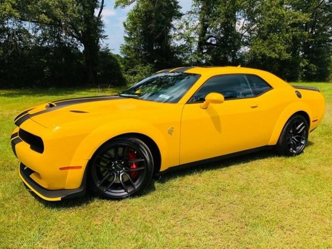New 2018 Dodge Challenger Srt Hellcat Widebody For Sale In Saluda