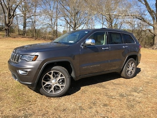 New Chrysler Dodge Jeep Ram models 2019 Jeep Grand Cherokee LIMITED 4X2 Sport Utility 1C4RJEBGXKC556099 for sale in Saluda, SC