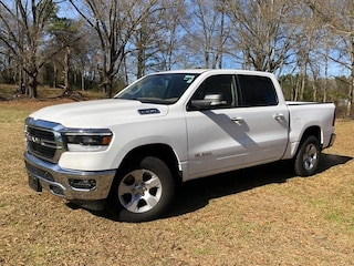 New Chrysler Dodge Jeep Ram models 2019 Ram 1500 BIG HORN / LONE STAR CREW CAB 4X4 5'7 BOX Crew Cab 1C6SRFFT9KN539071 for sale in Saluda, SC