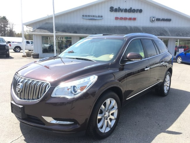 2015 Buick Enclave Premium SUV DYNAMIC_PREF_LABEL_AUTO_USED_DETAILS_INVENTORY_DETAIL1_ALTATTRIBUTEAFTER