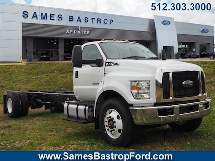 2019 Ford F-750 Diesel F-750 SD Diesel Straight Frame Commercial-truck