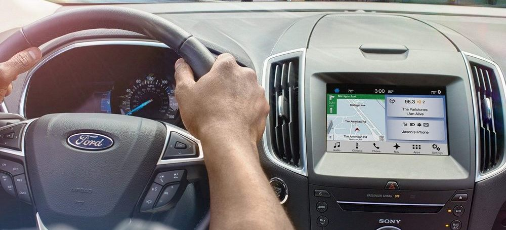 Sames Ford Bastrop >> What is Ford SYNC®? | Sames Bastrop Ford