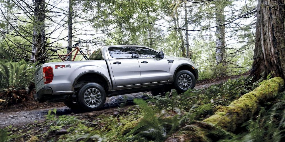 2019 Ford Ranger in Forest