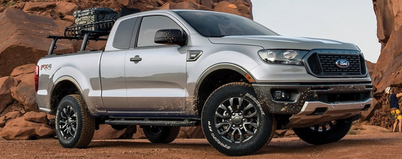 Sames Bastrop Ford - The Ford Ranger has a powerful V6 engine near Smithville TX
