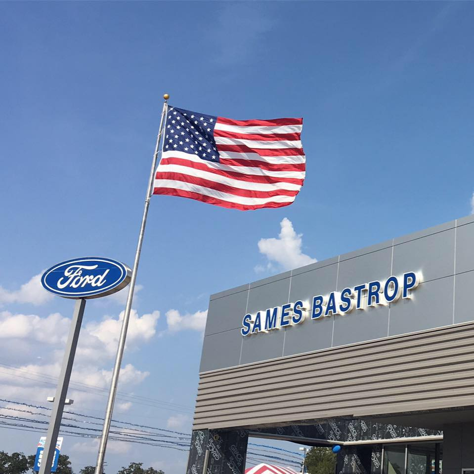 Sames Ford Bastrop >> About Sames Bastrop Ford | A Ford Dealership in Bastrop