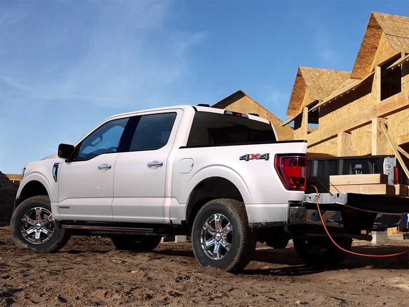 Sames Bastrop Ford - The 2021 Ford F-150 gives you what you want near Giddings TX