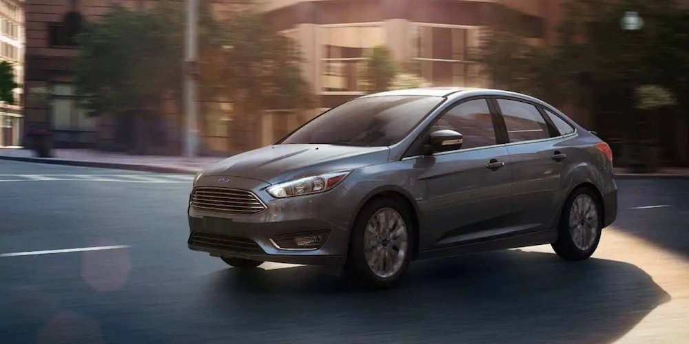 2018 Ford Focus in City