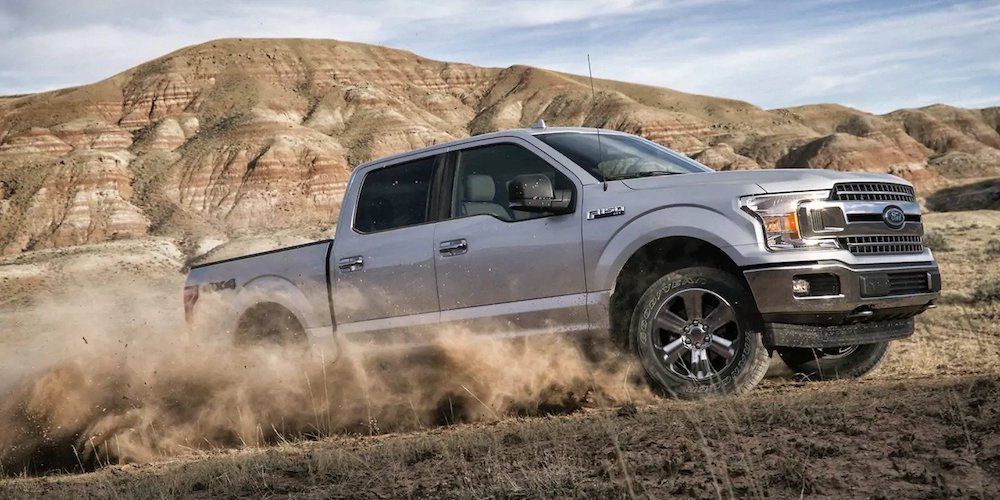 2019 Ford F-150 Off-Road