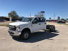 2019 Ford F-350 Chassis XL Truck Crew Cab for sale in BASTROP, TX