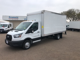 2020 Ford Transit-350 Cab Chassis Base Cube