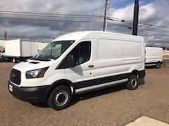 2019 Ford Transit-250 Base w/Sliding Pass-Side Cargo Door Van Medium Roof Cargo Van for sale in Laredo, TX