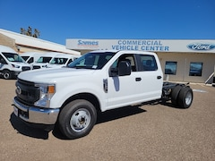 2021 Ford F-350 Chassis XL Truck Crew Cab for sale in Laredo, TX