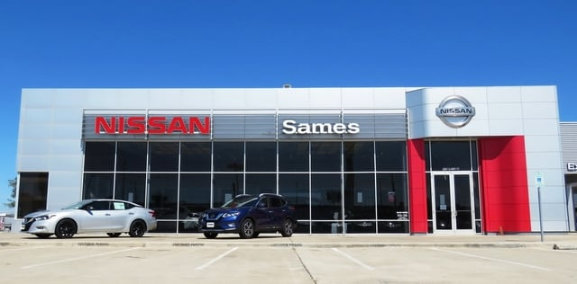 Sames Kingsville Nissan Rental Cars Rent A Car In Kingsville Tx
