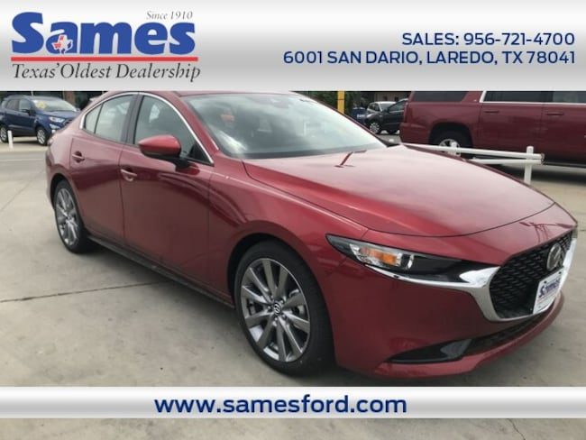 2019 Mazda Mazda3 w/Select Package Sedan