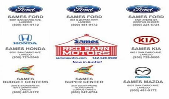 Sames Ford Bastrop >> Sames Red Barn | Used dealership in Austin, TX 78748
