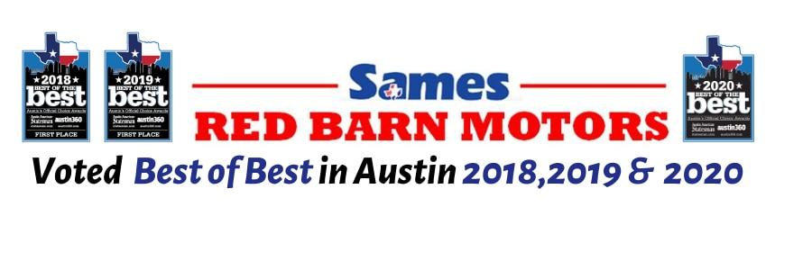 Sames Red Barn
