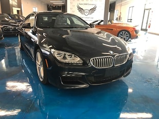 2013 BMW 650i 650i Xdrive Gran Coupe