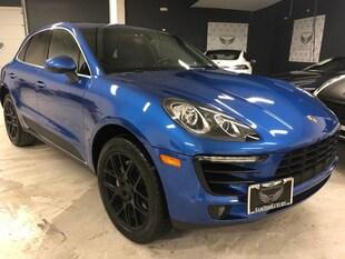 2015 Porsche Macan S SUV