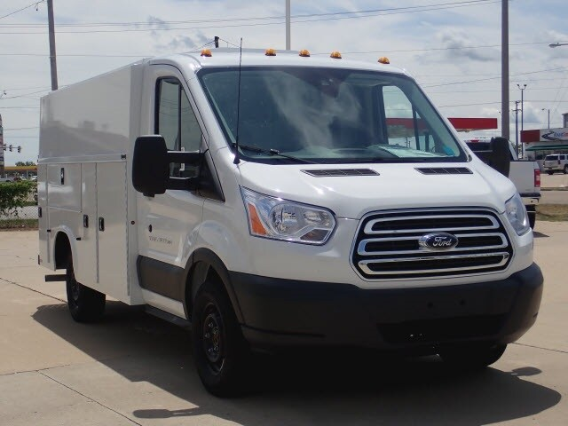 2018 Ford Transit-350 Base Cab/Chassis