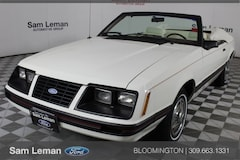 1983 Ford Mustang V6 Convertible