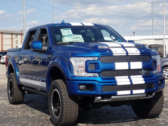 2018 Ford F-150 Shelby Truck