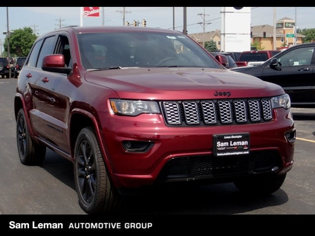 2018 Jeep Grand Cherokee Sport Utility